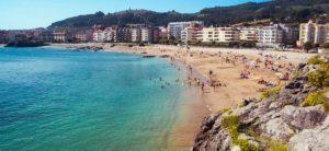 Playa Ostende, Castro Urdiales