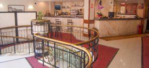 Recepción Hotel La Ronda, Castro Urdiales